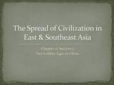 Spread of Civilization in East & Southeast Asia