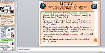 Spread of Culture Worldwide