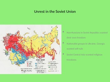Spread of Democracy in the Soviet Union