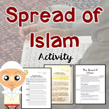 Spread of Islam Activity