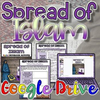 Spread of Islam {Google Drive}