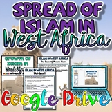 Spread of Islam in West Africa Activity {Google Drive}