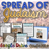 Spread of Judaism {Digital AND Paper}