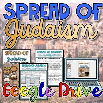 Spread of Judaism {Digital}