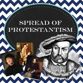 Spread of Protestantism PowerPoint