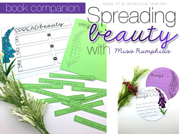 Spreading Beauty: Miss Rumphius Book Companion
