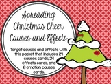 Spreading Christmas Cheer Causes and Effects