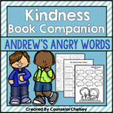 Spreading Kindness Activities: Andrew's Angry Words