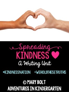 Spreading Kindness Freebie #kindnessnation #weholdthesetruths