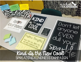 Spreading Kindness Campaign: Kind is the New Cool! #kindne