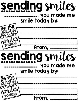 Spreading Smiles #kindnessnation