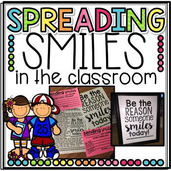 Spreading Smiles #kindnessnation