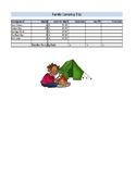 Spreadsheet Class Starter