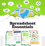 Spreadsheet Essentials - Excel and Google Sheets Activity Packet