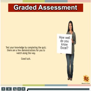 Spreadsheet Quiz and Demonstrations Intermediate/Advanced