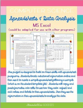 Spreadsheets and Data Analysis