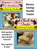 Spring Science Activities: Chick Facts & Incubation Guide Bundle Packet