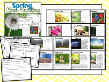 Spring Activities Bundle