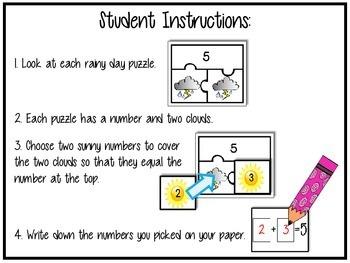 Spring 1st Grade  Math Centers - Common Core Aligned