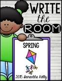Spring Write the Room Center