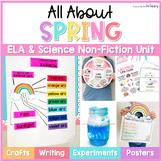Spring Season Science & Non-Fiction ELA Unit