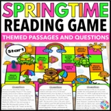 Spring Activity: Spring Reading Game