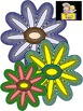 Spring Activities - Spring - Flowers - Clip Art - Personal