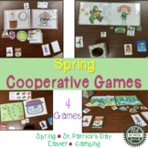Spring Cooperative Games