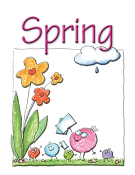 Spring - A Collection of Fun Independent Activities