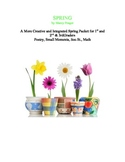 Spring - A Creative and Integrated Spring Packet