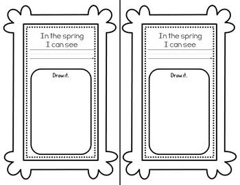 Spring:  A Set of Differentiated Readers