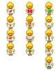 Spring A-Z Beginning Sounds Picture & Letter Matching File