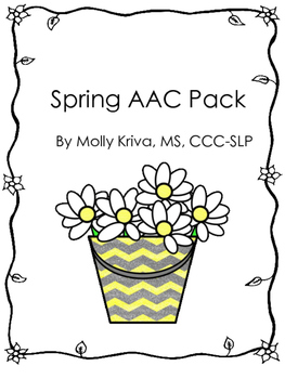 Spring AAC/Adapted Packet