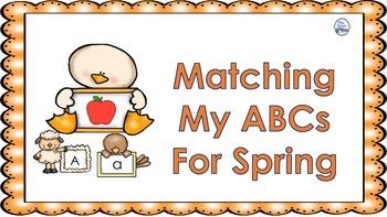 Spring ABC Match