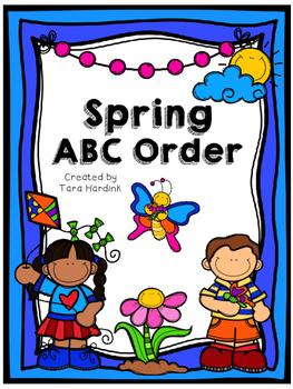 Spring ABC Order