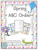 Spring ABC Order Center