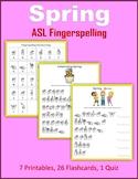 Spring (ASL Fingerspelling)