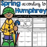 Spring According to Humphrey Novel Study