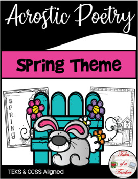 Spring Acrostic Poetry