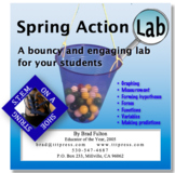 Spring Action Lab: A Bouncy and Engaging STEM Lab
