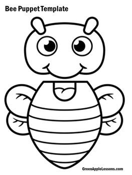Bee Craft | Bee Activity | Bee Craftivity | Bees Science