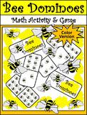 Spring Activities: Bee Dominoes Spring-Summer Math Activity Packet