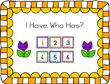 Spring Math Centers