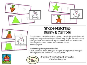 Shapes by teacher features teachers pay teachers shapes ccuart Choice Image