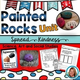 Random Acts of Kindness - Painted ROCKS Activities - Acts of KINDNESS Unit