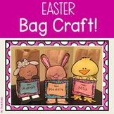 Easter Activities: Easter Craft plus Writing Pages (Spring Activities)