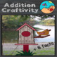 Spring Activities and Craft: Addition Bundle