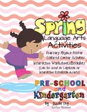 Spring Activities:  Language Arts Unit