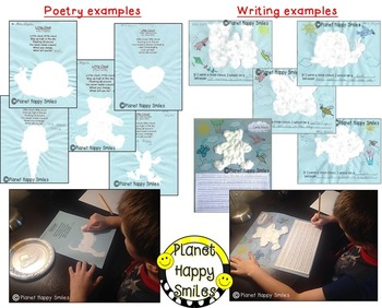 Spring Activities  ~ Little Cloud: Poetry and Writing