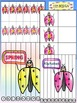 Ladybug - Puzzle - Numbers - Personal or Commercial Use